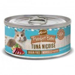 Merrick 無穀物 金槍魚+雞肝 貓罐頭 (Tuna Nicoise) 5.5oz
