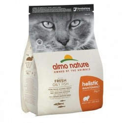 Almo Nature Holistic Maintenance 白鮭魚+米飯 2kg