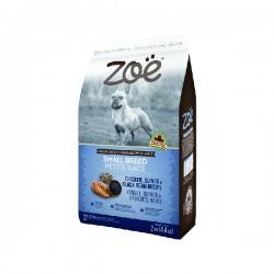 Zoe 小型成犬 - 雞肉配蔾麥及黑豆配方 2kg