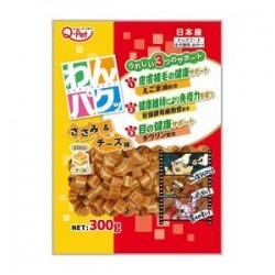 Kyushu <九州> 雞肉+芝士粒 狗小食 300g x 2包優惠
