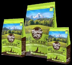 Meadowland  無穀物美體配方全犬糧 (雞肉) 5kg
