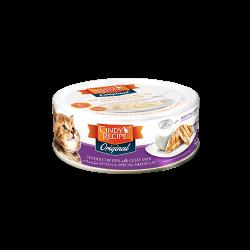Cindy's Recipe Original 系列 - 幼貓罐 特級雞肉+山羊奶肉湯 貓罐頭 80g (深紫色) x24罐 原箱優惠