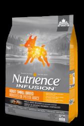 Nutrience Infusion – 凍乾外層、鮮雞肉 小型成犬配方 5磅