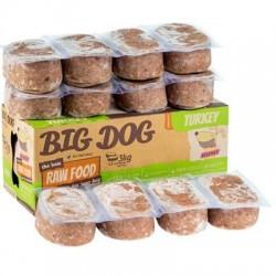 Big Dog 狗糧 火雞配方 3kg (12件)