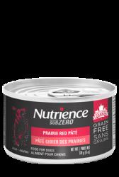 Nutrience 主食罐頭 - 紅肉、海魚+脫水牛肉、三文魚 170g (紅罐)