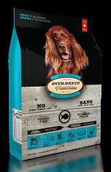 Oven Baked4種魚配方成犬糧12.5磅 (大粒)