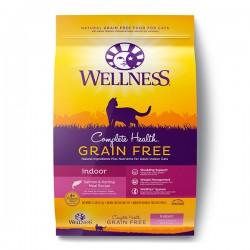 Wellness Complete Health 無穀物室內貓魚類配方5.5lb 到期日:26/4/2021