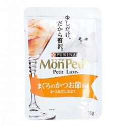 Mon Petit 極尚料理包 吞拿魚+鰹魚乾 35g x12包優惠