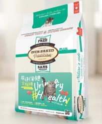 Oven-Baked 奧雲寶 全貓糧 無穀物尿道保健配方 - 雞肉 5磅