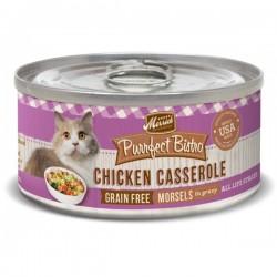 Merrick 無穀物 雞肉+金槍魚 貓罐頭 (Chicken casserole ) 5.5oz