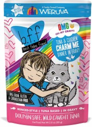 b.f.f 吞拿魚+雞肉 袋裝系列 85g (Charm Me)