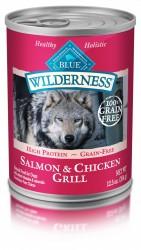 Blue Wilderness 烤三文魚+雞肉罐頭 12.5oz