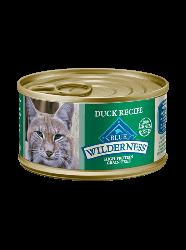 BLUE Wilderness 無穀物 鴨肉肉醬 3oz x12罐優惠