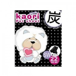 Kaori pet sheets 竹炭厚尿片 60x90cm 22片 x4包優惠
