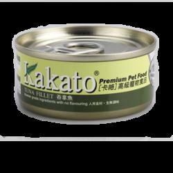 Kakato 卡格 吞拿魚  Kakato Tuna 70g
