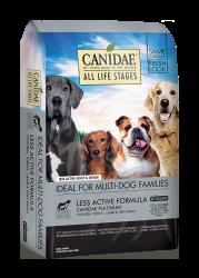 Canidae 年長/低熱量加倍護理配方狗乾糧5磅