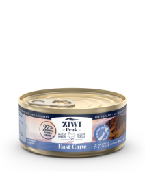 ZiwiPeak巔峰 思源系列貓罐頭 - East Cape 東角配方 85g