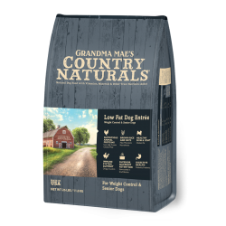 Country Naturals 雞肉糙米低脂高纖犬用配方 Low Fat Dog Food Formula26磅