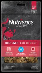 Nutrience Sub Zero 凍乾脫水鮮牛肝 30g  (單一蛋白配方)