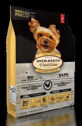Oven Baked體重控制減肥配方老犬糧5磅 (細粒)