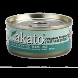 Kakato 吞拿魚+紫菜 70g