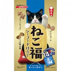 日清 貓大福 潔齒小食 海鮮味 (藍) 3gx14