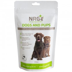 NRG+ Dogs and Pups (狗狗營養粉) 250 gm