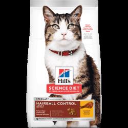 Hill's 希爾思成貓去毛球配方 7lbs