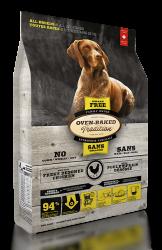 Oven Baked無穀物雞魚配方全犬糧27磅(大粒)