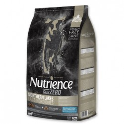 Nutrience Sub Zero 頂級鴨肉、全魚全犬配方 (生肉粒配方) 5磅