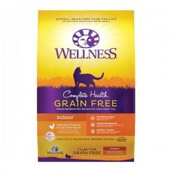 Wellness Complete Health 無穀物 成貓室內貓 雞肉配方 5.5lb 到期日: 18/02/2021