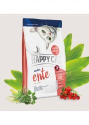 Happy Cat Sensitive Ente (Duck) 無穀物鴨肉配方 1.4kg  到期日:15/4/21