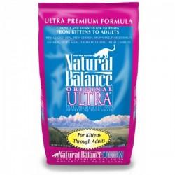 Natural Balance特級配方貓乾糧6磅