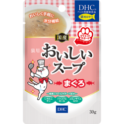 日本DHCペット 貓湯包 吞拿魚 30g