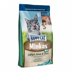 Happy Cat Minkas 羊+魚配方全貓糧 10kg