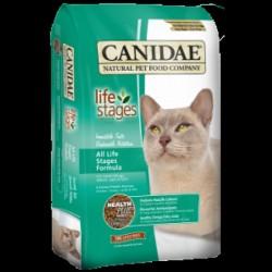 Canidae 綜合護理配方貓乾糧 原味配方4磅