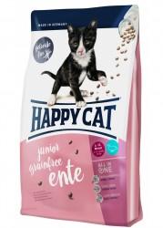 Happy Cat Junior 幼貓貓糧 鴨味 1.4kg 到期日: 07/08/2020