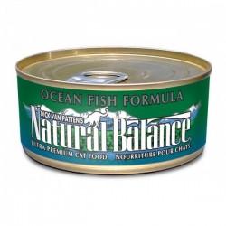 NaturalBalance 海魚配方貓罐頭 (156g)