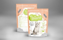 Nature 桃香味 豆腐貓砂 17.5L x2包 (原箱優惠)