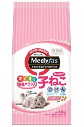 Petline Medyfas 防尿石-雞肉味 幼貓乾糧 1.5kg