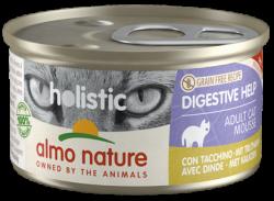 Almo Nature 腸胃護理貓主食罐 (113) - 火雞 mousse 85g