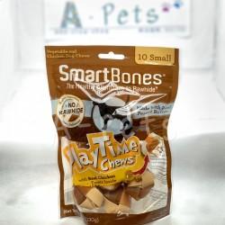 Smart Bones  花生醬味 細型潔齒玩樂球 10粒裝