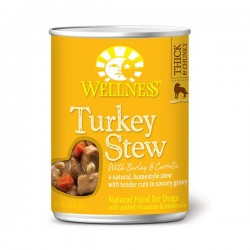 Stew 火雞薏米甘筍 12.5oz Wellness