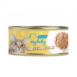 Be my baby  精選吞拿魚塊 (Select flaked tuna)  貓罐頭 85g