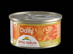 Almo Nature Turkey 火雞 (154) 主食Mousse貓罐頭 85g