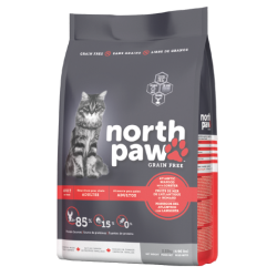 North Paw 無穀物 海魚 + 龍蝦 成貓糧 2.25kg