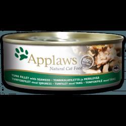 Applaws 天然貓罐 吞拿魚 & 紫菜 156g