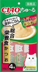Ciao SC-158 綜合營養食 鰹魚醬 14g (內含4小包)