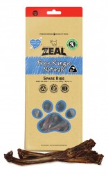 Zeal - 熱愛天然紐西蘭鮮牛仔肋骨 Spare Ribs 125g