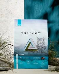 Trilogy 奇境 澳洲尖吻鱸及吞拿魚+5%紐西蘭羊肺凍乾 無穀成貓糧 1.8kg